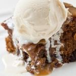 Le pouding au caramel d'Élyse Duguay (recette des chefs de Céline Dion en tournée - Sticky Toffee Pudding) Recettes | Ricardo