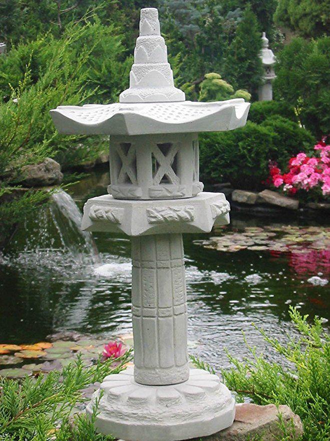 Yukimi Auf Saule Hk Japanische Steinlaterne Laterne Garten Ideen