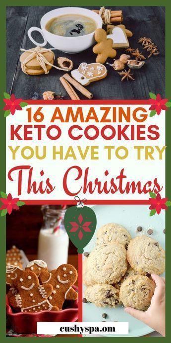 16 Keto-Weihnachtsplätzchen: Rezepte zum Probieren an diesem Feiertag