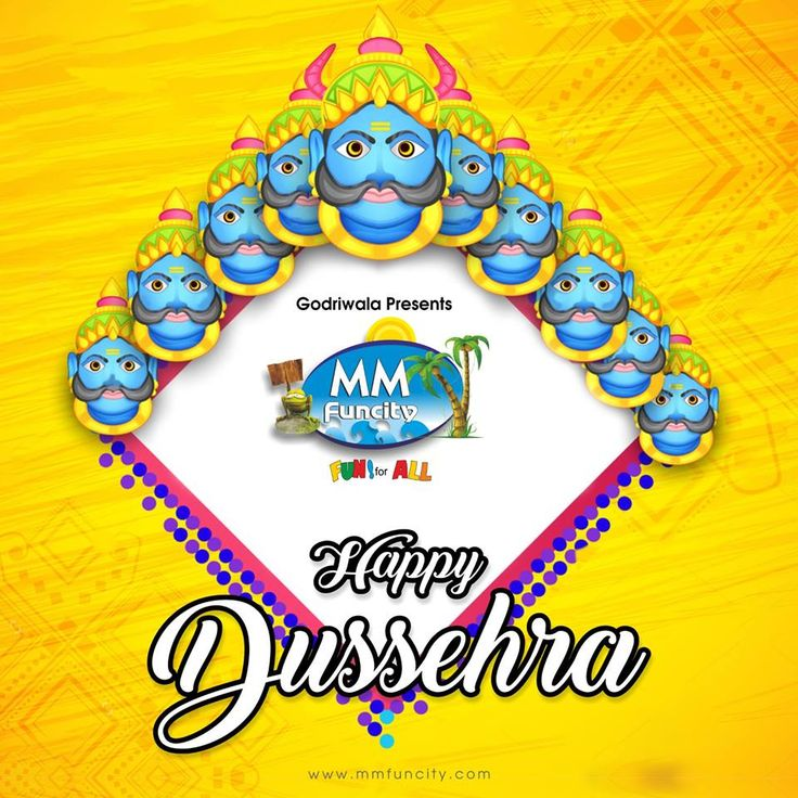 DussehraCelebration May Lord Ram always keep showering his blessings upon you & your life be full of happiness & free from the menace. Happy Dussehra. MMFuncity