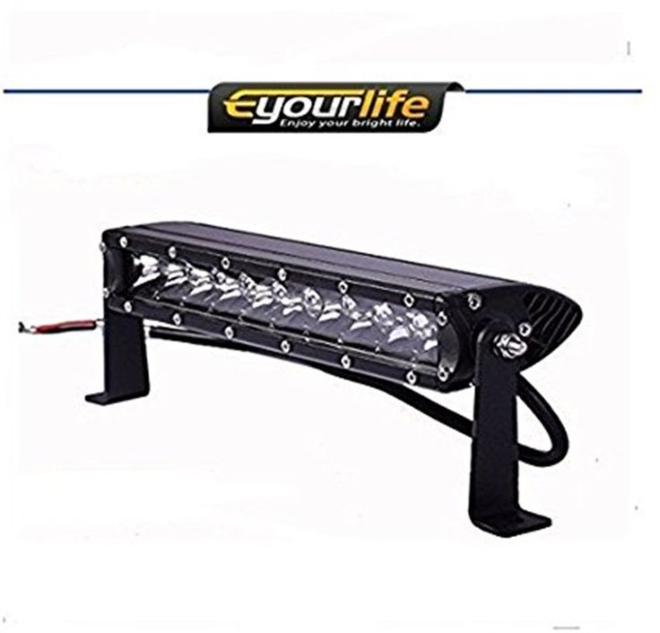 549.99$  Buy now - http://aliecy.worldwells.pw/go.php?t=32741394852 - Eyourlife 50W 13'' Combo LED Light Bar ATV SUV Truck Driving Offroad 4X4 Truck Led Driving Light