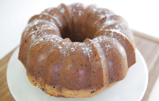 Balkabaklı Çikolatalı Kek Tari..