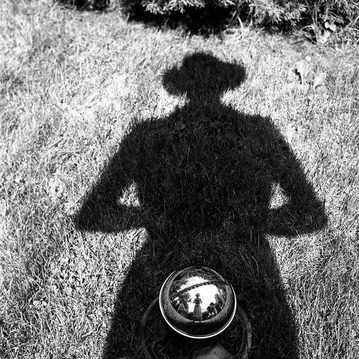 Self-portrait, Vivian Maier