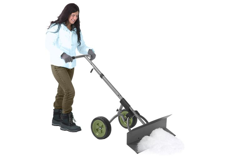 Snow Shovel with Wheels $129.99