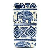 Elephant Tribal Carpet Pattern TPU Soft Case ... – USD $ 3.99