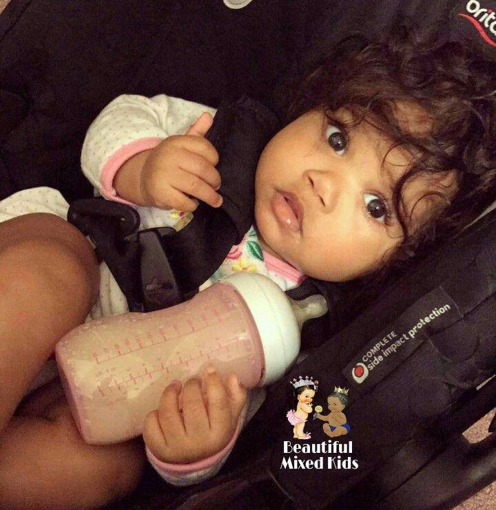 Hayden Renee - 6 Months • African American & Native American ❤