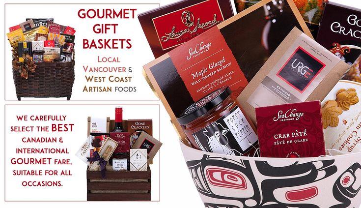 25+ Unique Food Gift Baskets Ideas On Pinterest