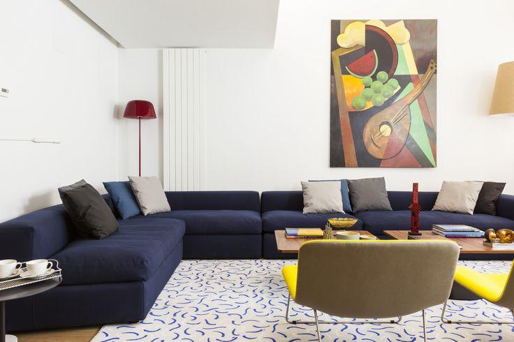 Génova 5 - Luxury rent apartments in Madrid