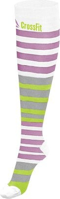 Reebok CrossFit Women's Striped Knee Sock