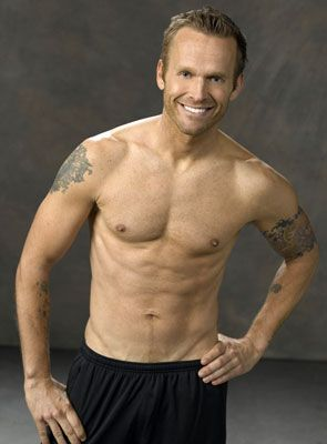 Bob Harper...I would totally want to work out with him.