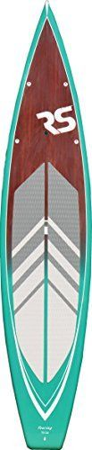 Touring Series: New Emerald color! Combination board ideal for intermediate paddlers who want glide / speed and stability for longer excursions as well as for recreational paddling Displacement-style hull cuts through waves and choppy water; best for both calm and rough conditions Board length...