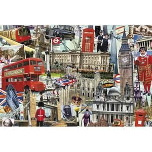 PUZZLE JUMBO Puzzle 1500 - Best of… London