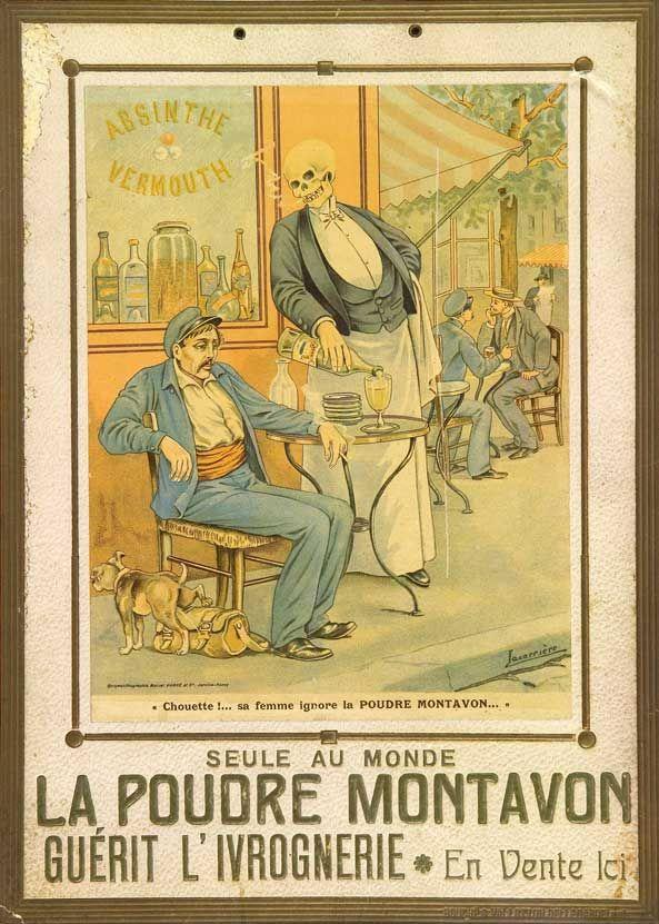 """Montavon : """"poudre contre l'ivresse ciblant les épouses exaspérées par l'abus de boisson de leur mari"""""""