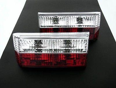 VW GOLF MK1 1 Convertibile red-clear REAR TAIL LIGHTS Lampada GTI CADDY 74-93