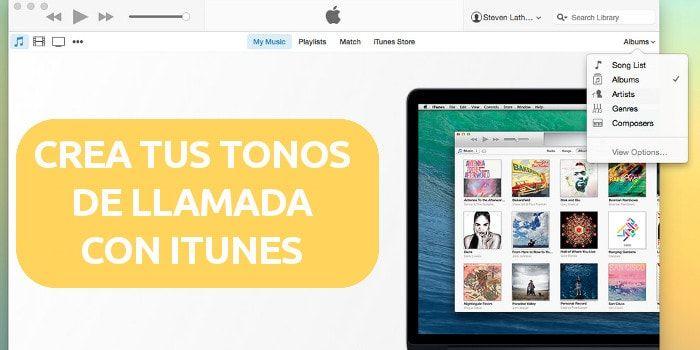 Aprende a crear tus tonos de llamadas con iTunes para tu iPhone. Si ya tienes más que aborrecido cada tono de llamada de tu iPhone, te explicaré como personalizar tu smartphone. http://iphonedigital.com/como-hacer-crear-ringtones-tonos-llamada-para-iphone-itunes/ #apple #iphone