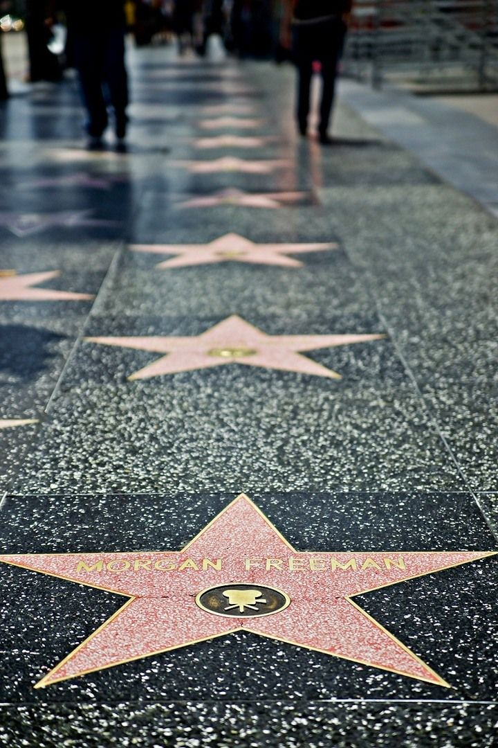 Hollywood Boulevard!  #JetSetterCurator