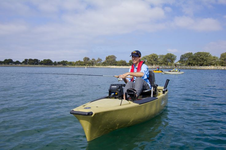 1000 images about hobie pro angler on pinterest cats for Angler fishing boat