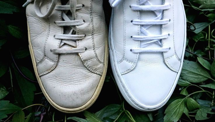 Κάντε Πεντακάθαρα τα Αθλητικά σας Παπούτσια Εύκολα και Γρήγορα! (VIDEO)