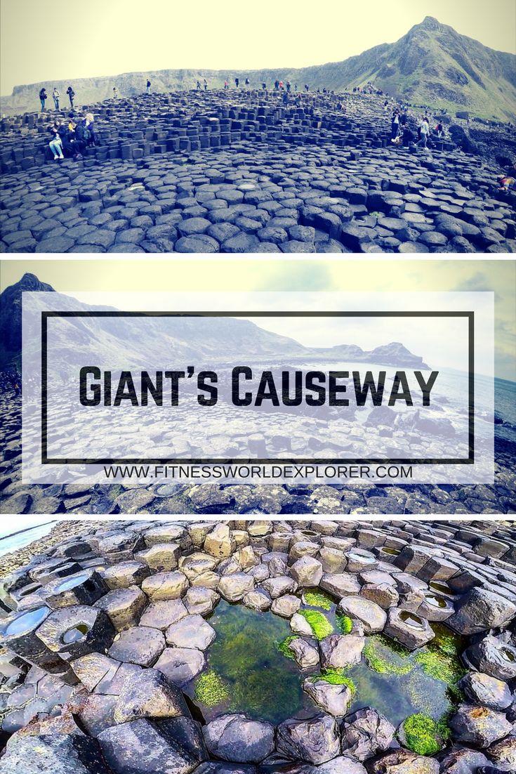 Giants causeway tour from dublin fitness world explorer