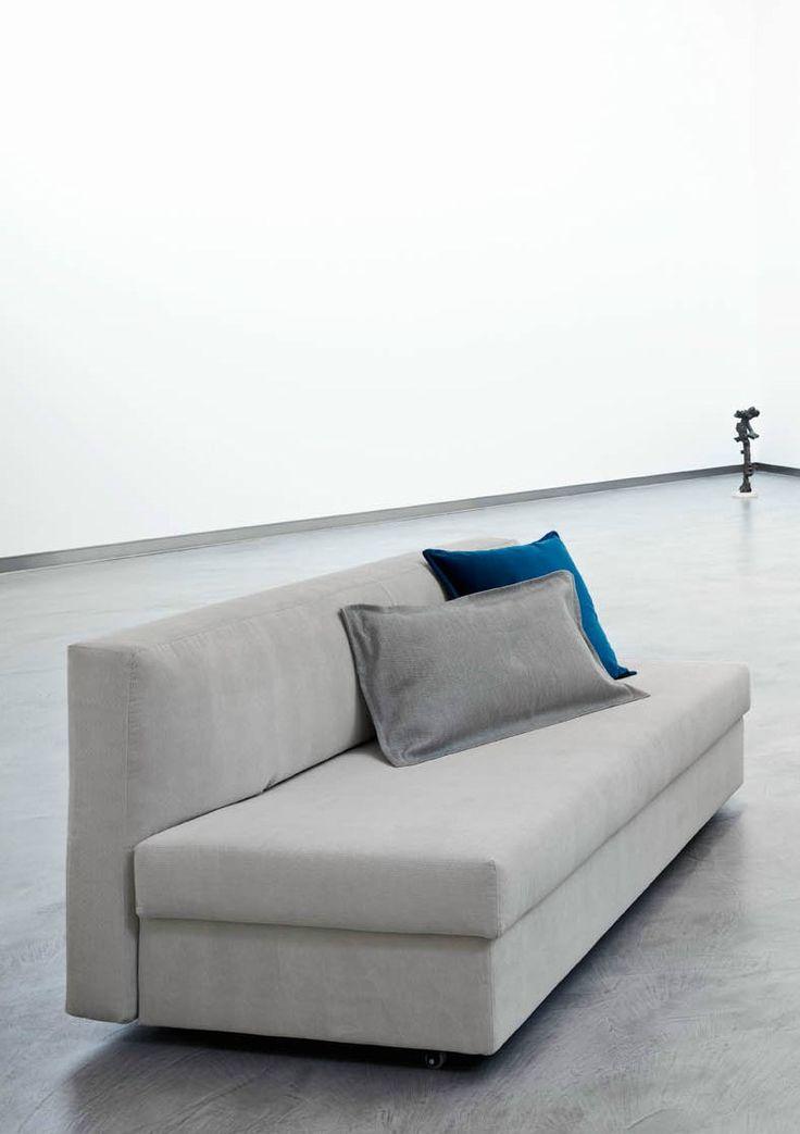 Vulcano sofabed, Horm