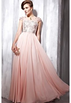 http://www.dressesforus.com/pink-and-silver-cap-sleeved-prom-dress.html
