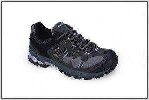 Black Hiking Boots For Women