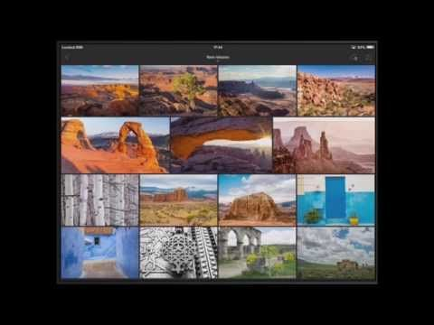 Introduction to Lightroom Mobile - Episode 002 - YouTube