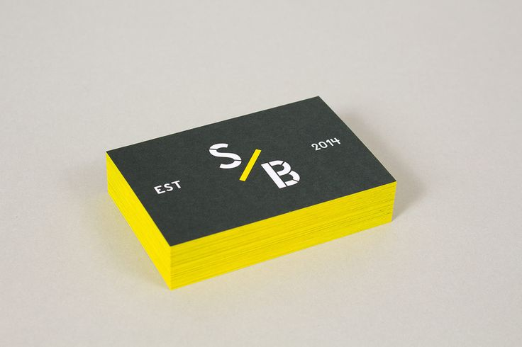 51 best edge painted business cards images on pinterest carte de edge painted business card design by build for east london estate agent the stow brothers reheart Image collections