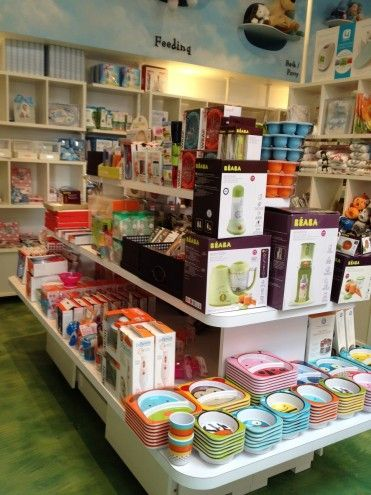 Bel Bambini is an upscale children's boutique in Orange County