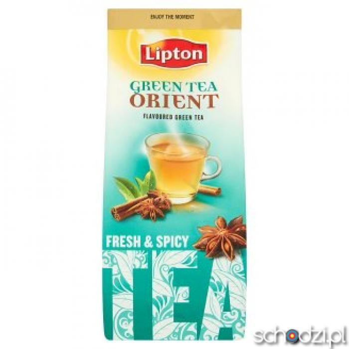 Lipton Green Tea Orient 150 g - Schodzi.pl