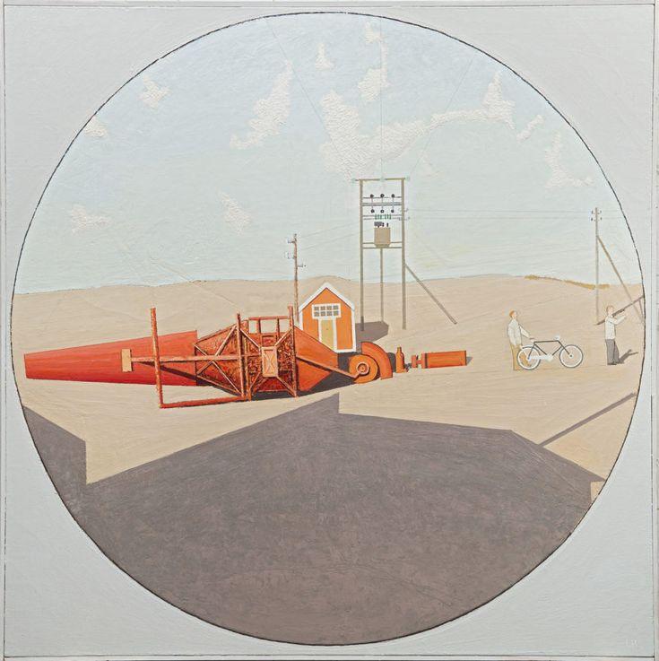 Lr16 Rød Figur I Solen Web
