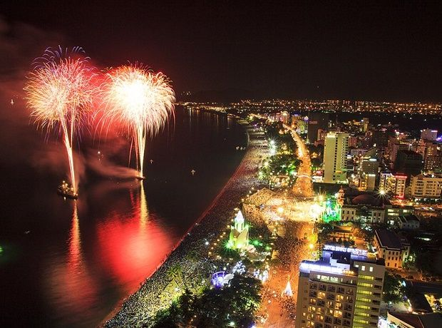 Discover New Years Eve In Nha Trang 2020 New Years Eve Fireworks Nha Trang Trang