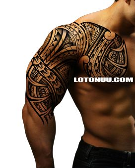 samoan-body-Tattoo31.png (272×340)
