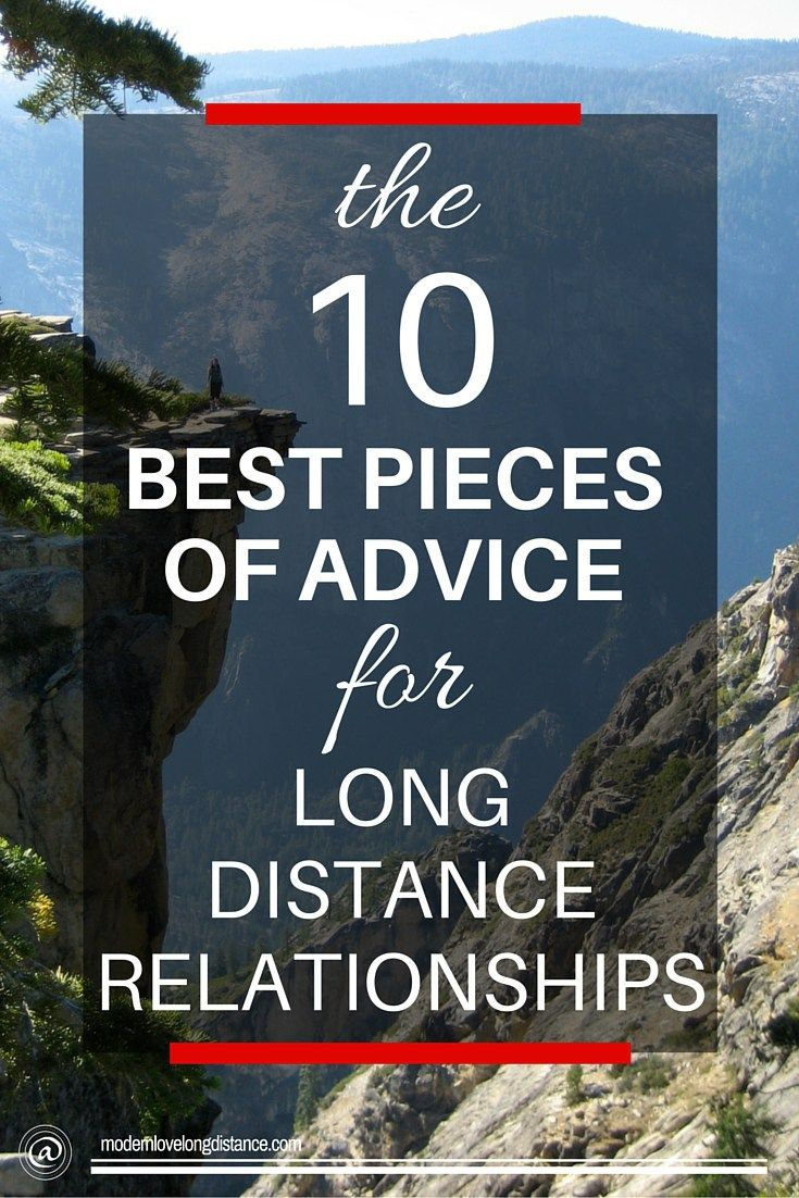 distance relationship advice