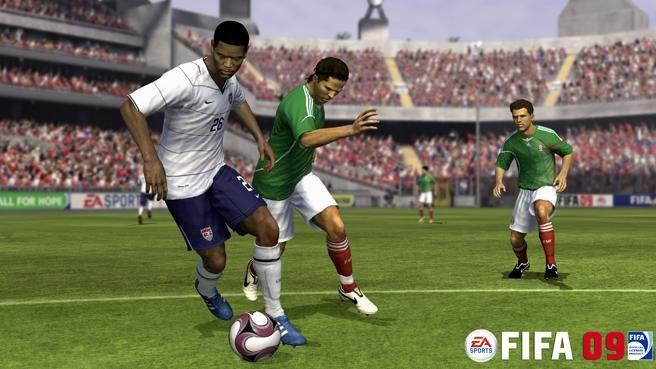 FIFA 2009 Soccer Screenshots