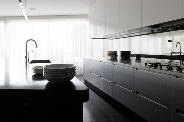 Kitchen Details - Bronte Beach House by Decus Interiors
