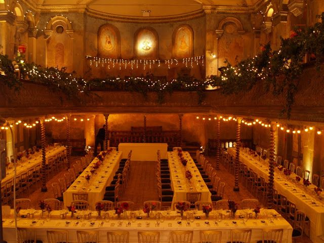 AMAZING LONDON WEDDING VENUE – WILTON'S MUSIC HALL