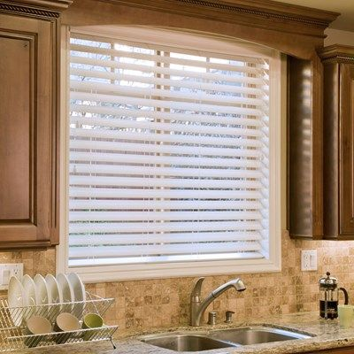 Best 25 Faux Wood Blinds Ideas On Pinterest White