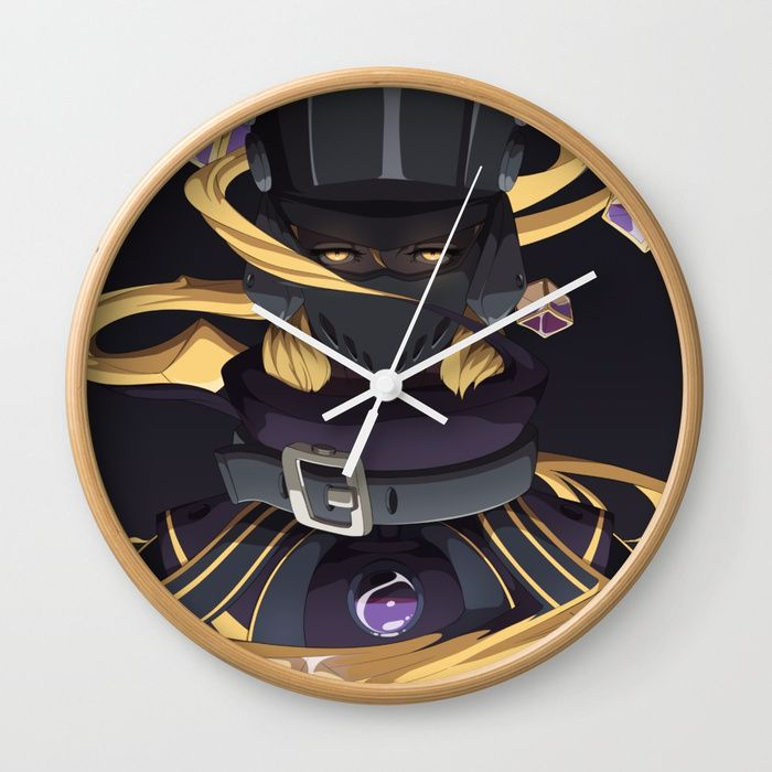 Wall Clock, Design by Juha Ekman / Okuha.com