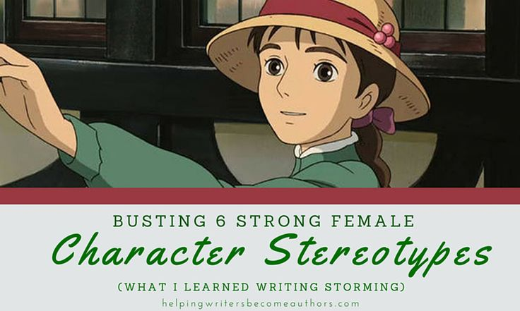 Kills six of the prevalent but misguided notions of what makes up a strong female character—and shows you three accurate ways to get the job done.