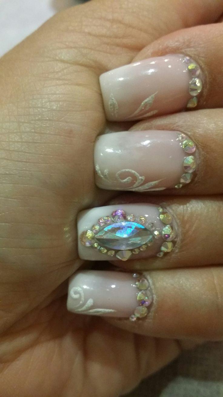 #babyboomers #juwel #nailart #nails