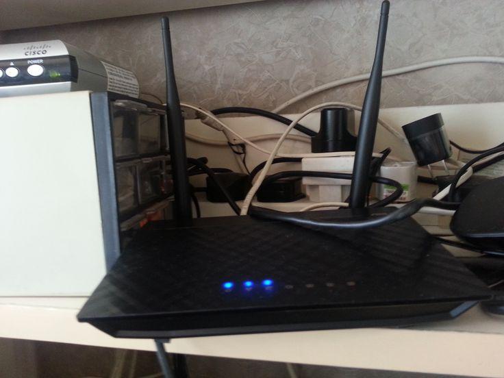 VPN Server Router - ASUS RT-N12