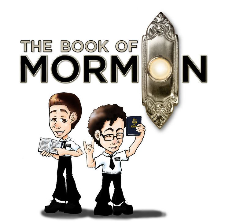The Book Of Mormon  02/03/2013 2:00PM  Eugene O'Neill Theatre  New York, NY