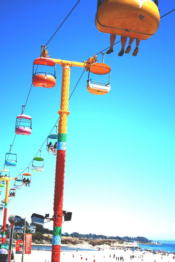 Love going to Santa Cruz beach boardwalk for my birthday, might do it again this year.
