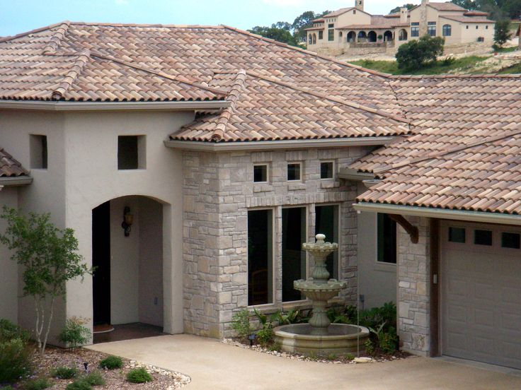 47 Best Images About Spanish Roof Tile On Pinterest