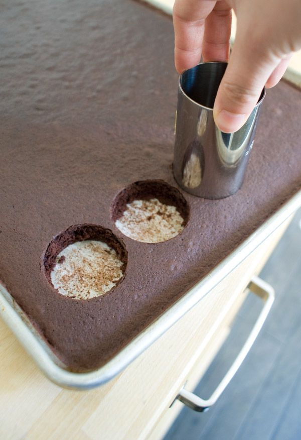 I want one of these contraptions to make cool layered mini desserts.