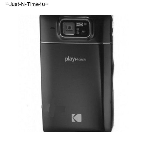Kodak PlayTouch Pocket Video Camera Model Zi10 Black Camcorder w/ALL Accessories #Kodak                   AUCTION TODAY! Bring Your Bids!                          ~Just-N-Time4u  Shoppe~