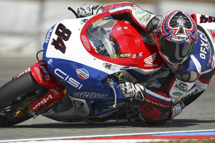 2006-2007 SBK World Championship - Honda DFX