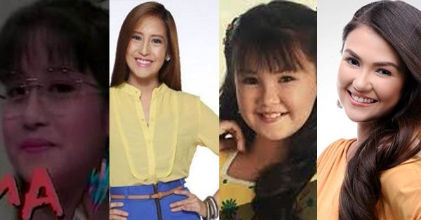 Then And Now Photos Of ANG TV Child Stars That Will Make Your Jaws Drop!