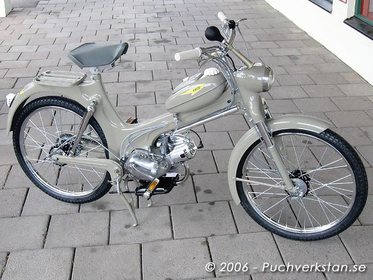 1955 puch m50